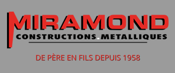 Miramond : constructions métalliques Caylus